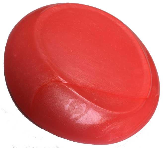 اسلایم متالیک قرمز