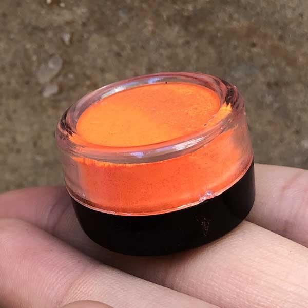 پودر بلک لایت نارنجی