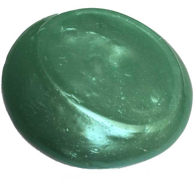 اسلایم متالیک سبز